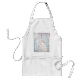 A Geometers Glass Bead Game Standard Apron