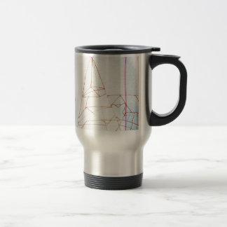 A Geometers Glass Bead Game Travel Mug
