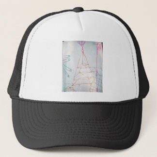 A Geometers Glass Bead Game Trucker Hat