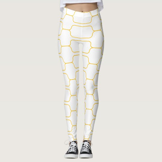 A Geometric Leggings