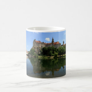 A German castle mug