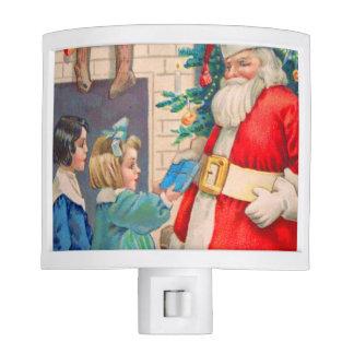 A Gift for Santa Night Lights