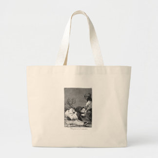 A Gift for the Master by Francisco Goya Jumbo Tote Bag