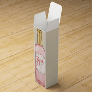 A gift for you - wine box