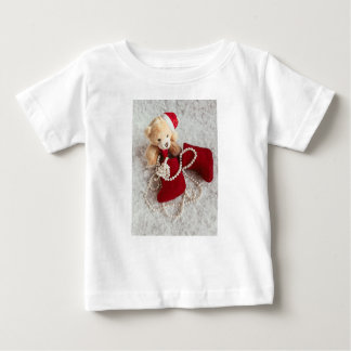 A gift from Santa Claus Baby T-Shirt