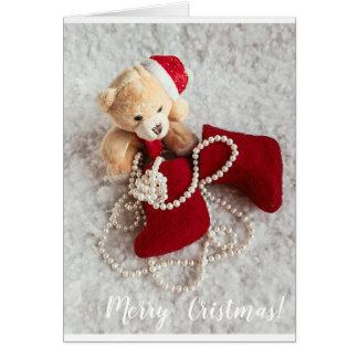 A gift from Santa Claus Card