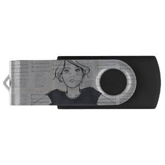 A girl like you USB flash drive