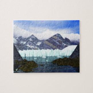 A Glacier Meets the Sea Puzzles