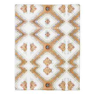 A Glass Ceiling Duvet Cover