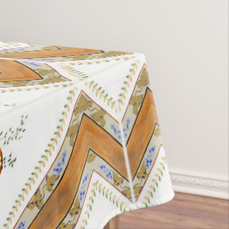 A Glass Ceiling Tablecloth