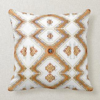 A Glass Ceiling Throw Pillow