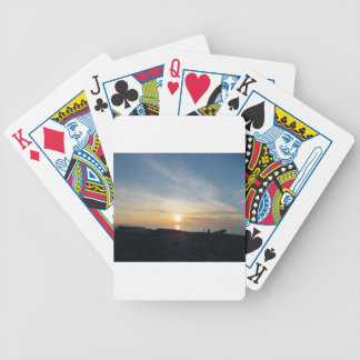 A Glimpse of Heaven Bicycle Playing Cards