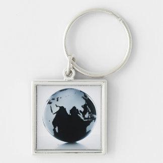 A globe 2 keychain