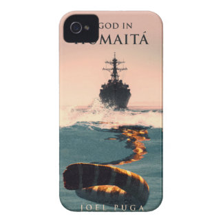 A God in Humaitá iPhone 4 Case-Mate Cases