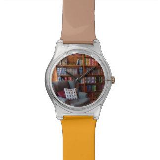 A good book watch