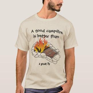 A GOOD CAMFIRE T-Shirt
