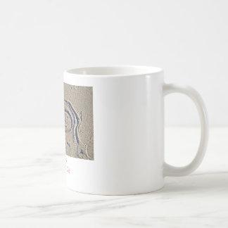 A Good Day at the Beach, Be happy atTybee Islan... Coffee Mug