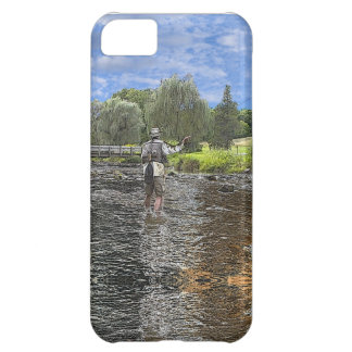 A good day fly fishing iPhone 5C case