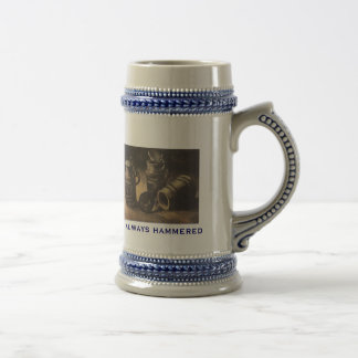 A Good Dwarf Beer Stein