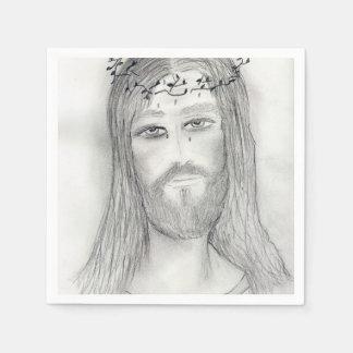 A Good Jesus Disposable Napkin