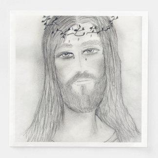A Good Jesus Disposable Napkins