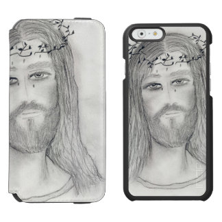 A Good Jesus Incipio Watson™ iPhone 6 Wallet Case