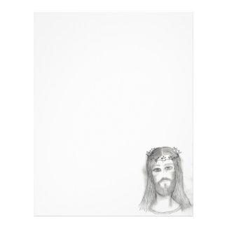 A Good Jesus Personalized Letterhead