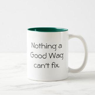 A good Wag fixes everything Mug