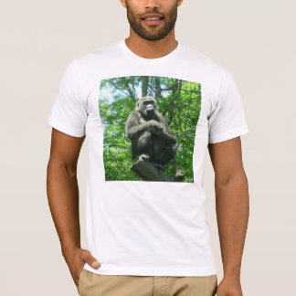 A Gorilla in Deep Thought T-Shirt