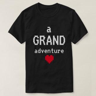 """""""A Grand Adventure"""" t-shirt"""