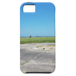 a grassy plain iPhone 5 cover