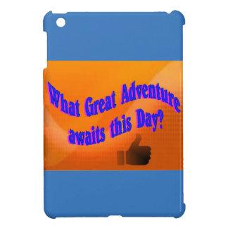 A Great Adventure Case For The iPad Mini
