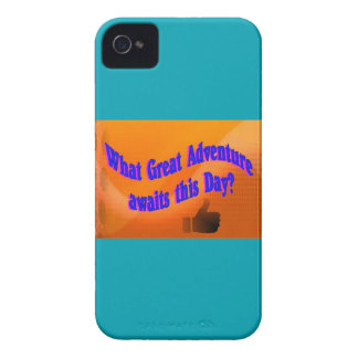 A Great Adventure iPhone 4 Cases