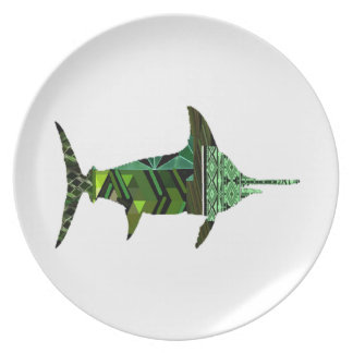 A GREAT MARINER DINNER PLATE