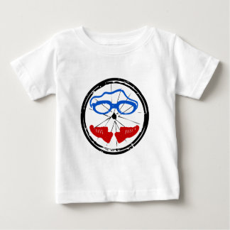 A great Triathlon gift for your friend or family Baby T-Shirt