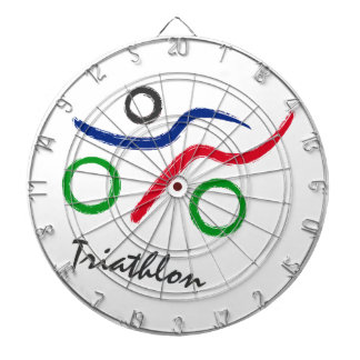 A great Triathlon gift for your friend or family Dart Boards