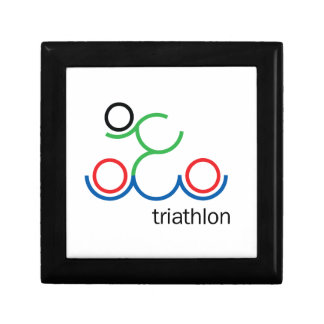 A great Triathlon gift for your friend or family Gift Box
