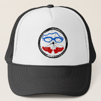A great Triathlon gift for your friend or family Trucker Hat