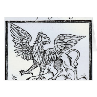 A Griffin Card