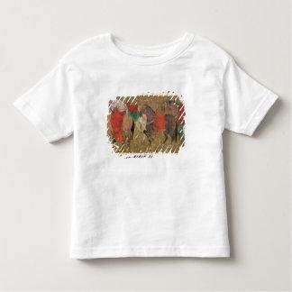 A Groom with Horses Tee Shirt