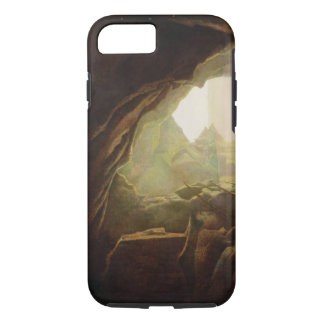 A Grotto in the Gulf of Salerno, Sunset, c.1780-1 iPhone 7 Case