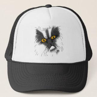custom grumpy cat hats caps. Black Bedroom Furniture Sets. Home Design Ideas