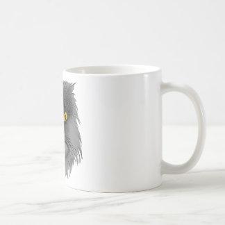 A Grumpy Cat vector Coffee Mug