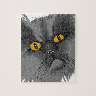 A Grumpy Cat vector Jigsaw Puzzle