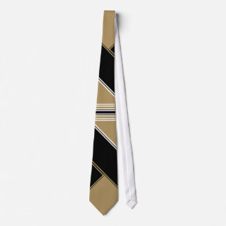 A Gulf Between Old and Gold Ribbonesque Tie