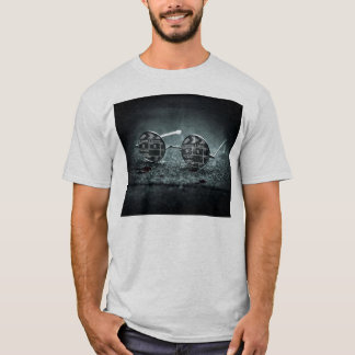 A Gypsy and A Hairlip Glasses T-Shirt