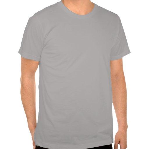A half-wit's Dark Passenger Tee Shirt