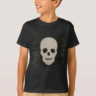 A Halloween Skull T-Shirt