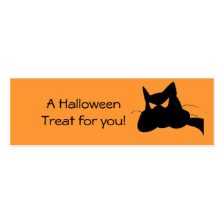 A Halloween Treat for you! Pack Of Skinny Business Cards