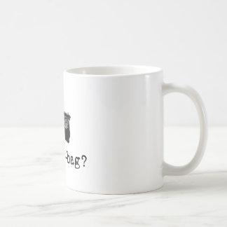 A Handbag? Coffee Mug